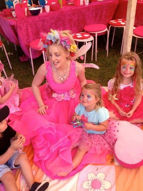 Kids Birthday Party Entertainment Sydney, Central Coast & Wollongong